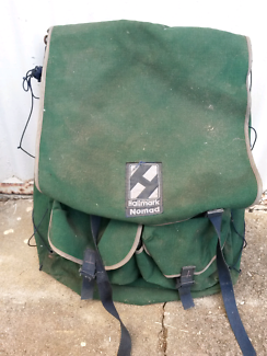 NZ Hallmark Nomad canvas hiking backpack vintage awesomeness Scarborough Redcliffe Area Preview