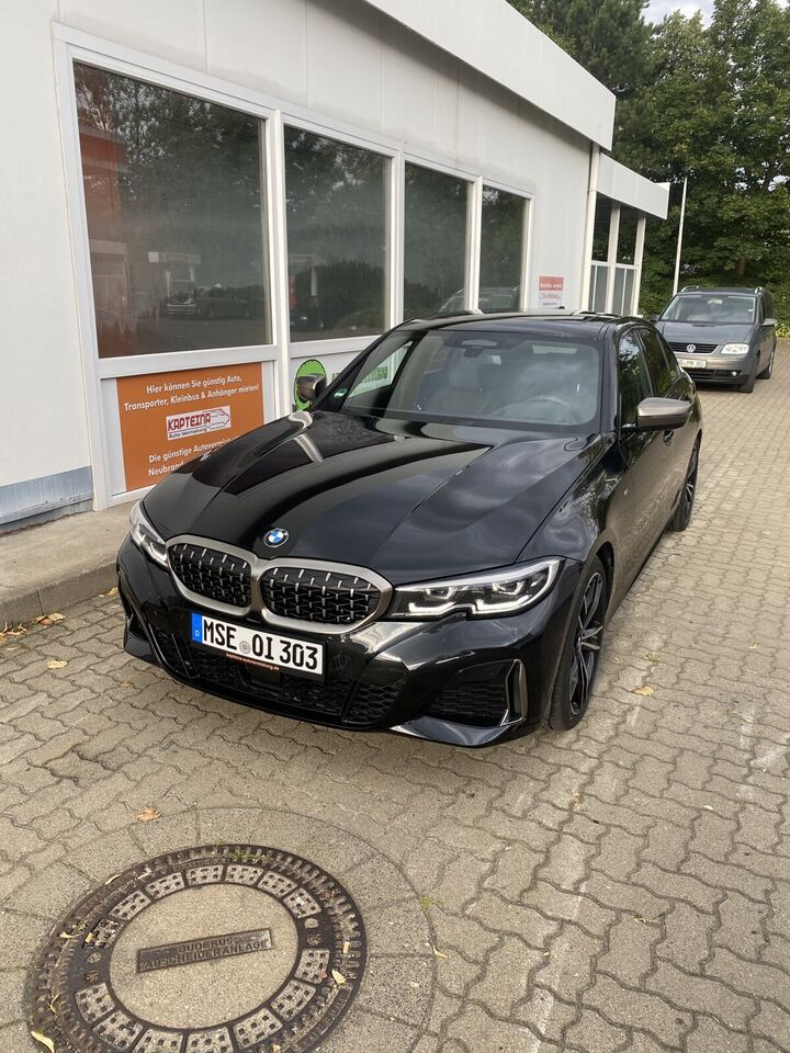 Auto mieten Autovermietung Mercedes BMW Audi in Kr. München - Putzbrunn