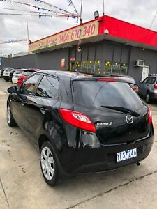 MAZDA 2 • 2011 WITH RWC & REGO & 4 cylinder 1.5 litre Dandenong Greater Dandenong Preview