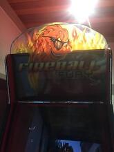 Aracade Machine Bowling FireBall Fury and Street Basket Ball Stirling Stirling Area Preview