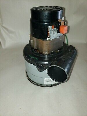 Tennant 750 Carpet Extractor Parts Machine Good Used Vacuum Motor 116565-13