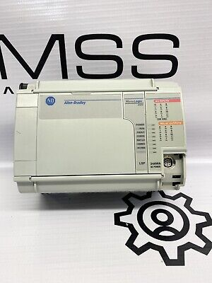 Allen Bradley Plc 1764-24awa A Micrologix 1500 New Processor 1764-lsp C Frn 9