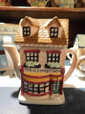 Teapot House Building The Sweetery Houston Harvest Gifts