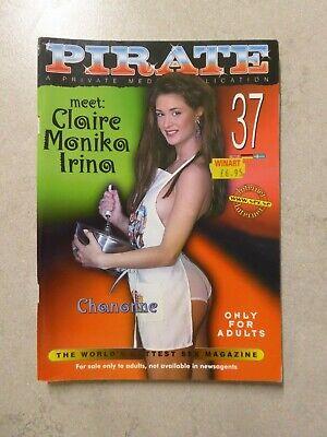 vintage glamour magazine pirate No.37