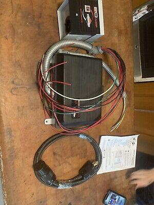 Briggs Stratton 5000 Watt Manual Generator Transfer Switch Power Kit Backup