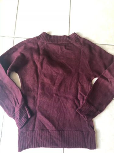Pull col v kookai taille 1