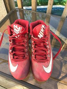 Football Cleats- size 9