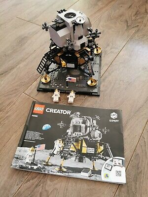 LEGO Creator Expert NASA Apollo 11 Lunar Lander (10266)