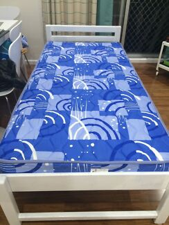 Single Bed + brand new mattress For only $80!!!!! Meadowbank Ryde Area Preview