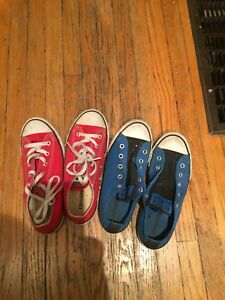 KIDS CONVERSE SHOES SIZE3