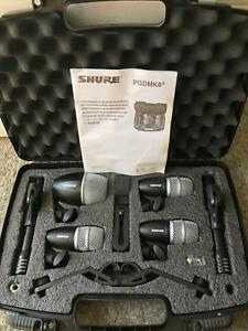 Shure PGDMK6 Drum Microphone kit Bardon Brisbane North West Preview