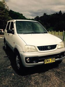 REDUCED Daihatsu Terios 2001 model Forster Great Lakes Area Preview