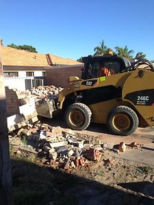 Bobcat & Tipper Hire Excavations (Free Quotes) Bankstown Bankstown Area Preview