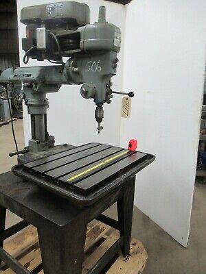 Delta 12 Speed Radial Drill Press Ctam 7417