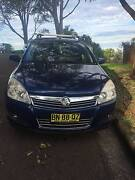 2007 Holden Astra Hatchback Wyong Wyong Area Preview