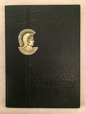 1972 Wyomissing Area High School Yearbook Pennsylvania PA (Pennsylvania Wyomissing)