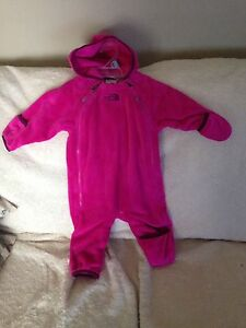 Infant North Face fleece