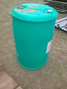 200 litter  plastic drum Kandanga Gympie Area Preview