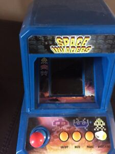 Space invaders original arcade top table wow jeu