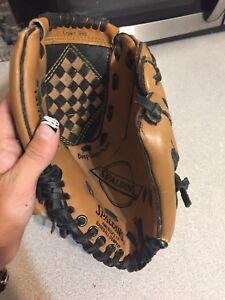 New youth baseball glove