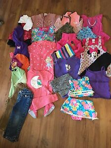 24 month girl lot