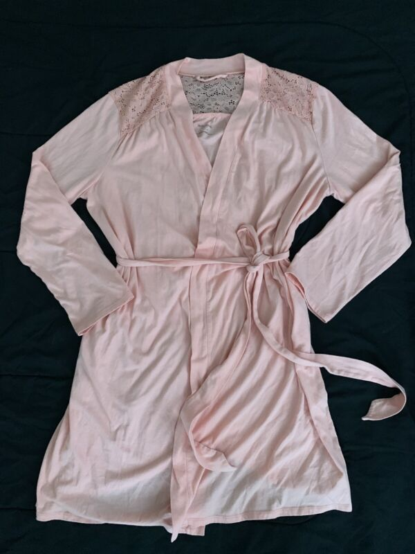 Motherhood Maternity Robe/Cardigan Large