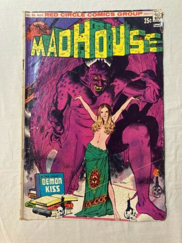 MadHouse # 96
