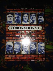 Coronation street the 60s collection 10 disk vol1-5