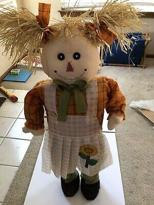 Hobby Lobby Fall 2017 Scarecrow