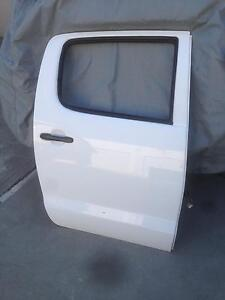 Toyota Hilux 2wd-4wd 2005 onward dual cab Rhs rear door complete Sydney City Inner Sydney Preview