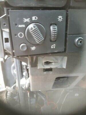 Dash Mounted Headlight Headlamp Parking Light Switch Fits Chevy GMC Truck & SUV