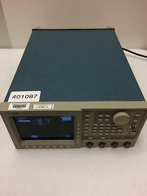Tektronix Awg2040 Arbitrary Waveform Generator 1hz To 500 Mhz 1gs 1ch