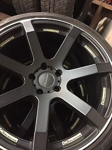 """20"""" staggered wheels fits BMW"""