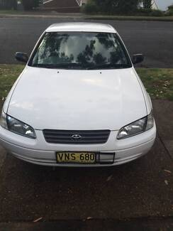 1998 Toyota Camry Sedan Merewether Newcastle Area Preview