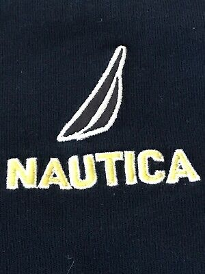 Nautica Mens 3XL Long Sleeve Vintage Shirt EUC