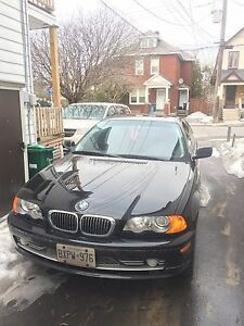 2001 BMW 330CI *as is
