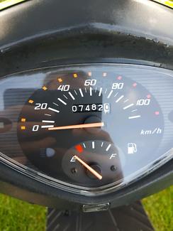 Honda 100cc Scooter
