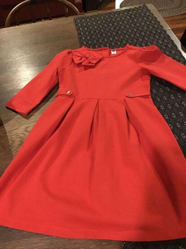 Janie And Jack Girls Dress...Size 8