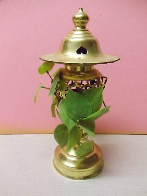Курильница Decorative Brass Incense Burner, made
