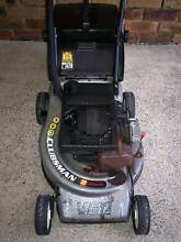 2 STROKE,SERVICED VICTA LAWN MOWER.CATCHER.GAS MONKEY FINISH! Runcorn Brisbane South West Preview