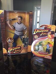 Indiana Jones 12 Inch Figure - Mutt Williams With Sword Action