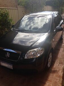 2006 Barina Sedan Automatic with Bluetooth Bicton Melville Area Preview