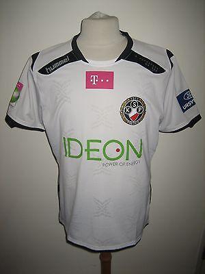 Polonia Warsaw MATCH WORN Poland football shirt soccer jersey trikot size XL image