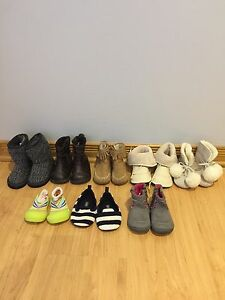 Shoes!! Ranging from size 4-6