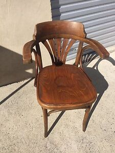 Bentwood chair with arms x6 West Perth Perth City Area Preview