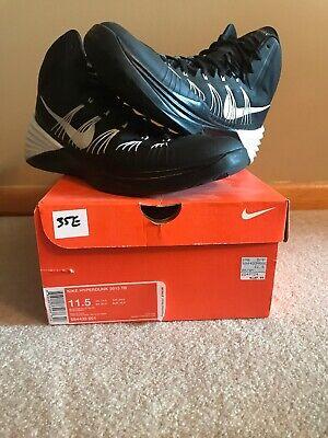 online store 8b218 f53e8 Nike Hyperdunk 2013 TB Black White Men s Size 11.5