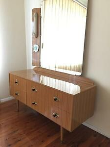 70's Dresser and wardrobe. Pickup Merrylands West - Helen 0 Prairiewood Fairfield Area Preview