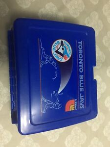 Toronto Blue Jays Lunchbox with Thermos