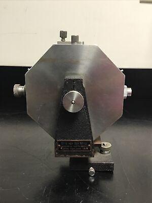 Otto Von Der Heyde Precision Instruments Camera For X-ray Diffraction