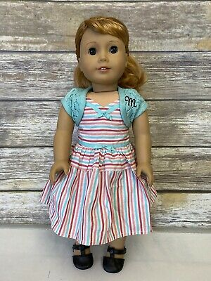 "18"" American Girl Maryellen Doll Great Condition with outfit and shoes"